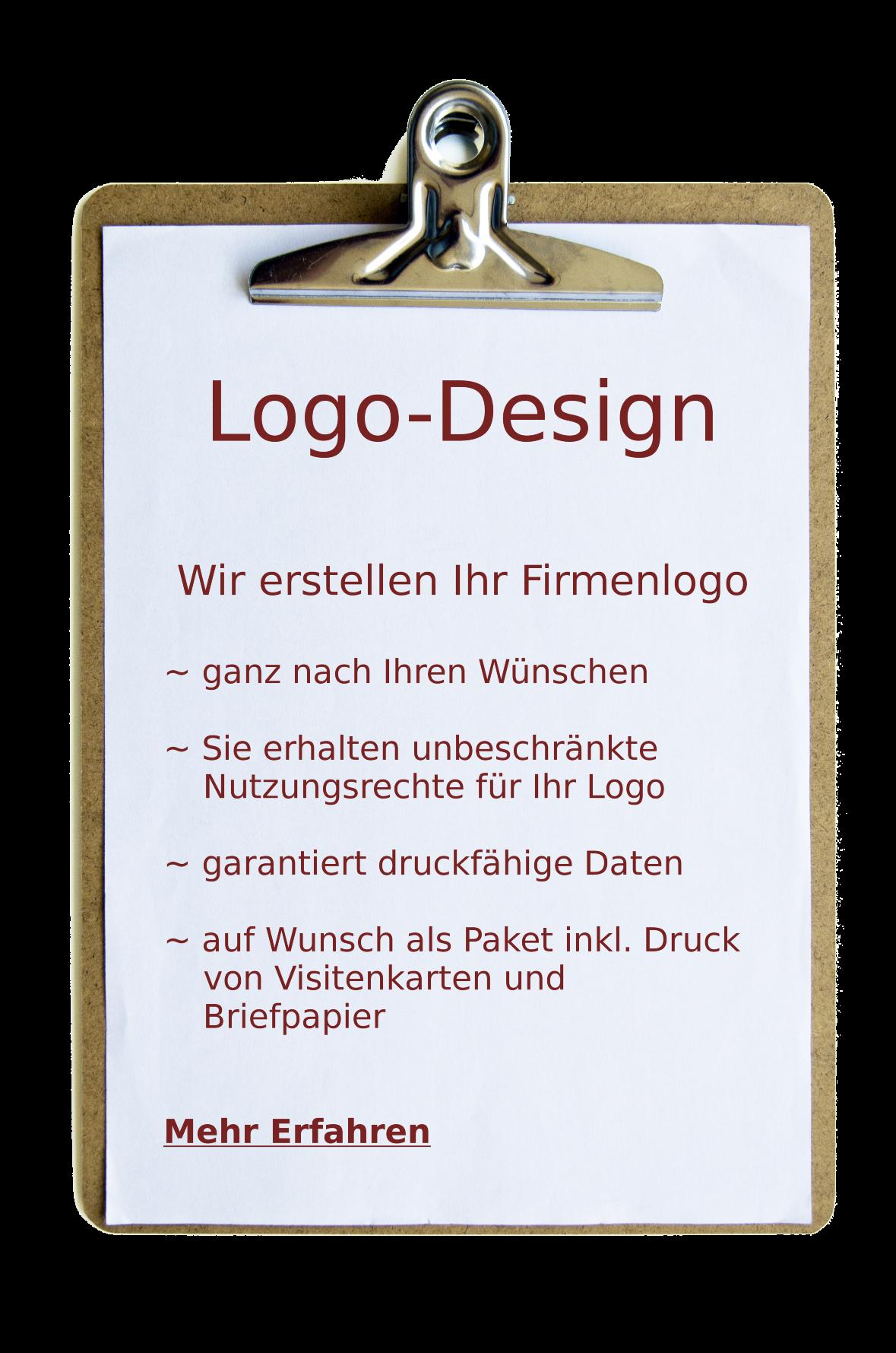 Eifel Webservices Logo Erstellen